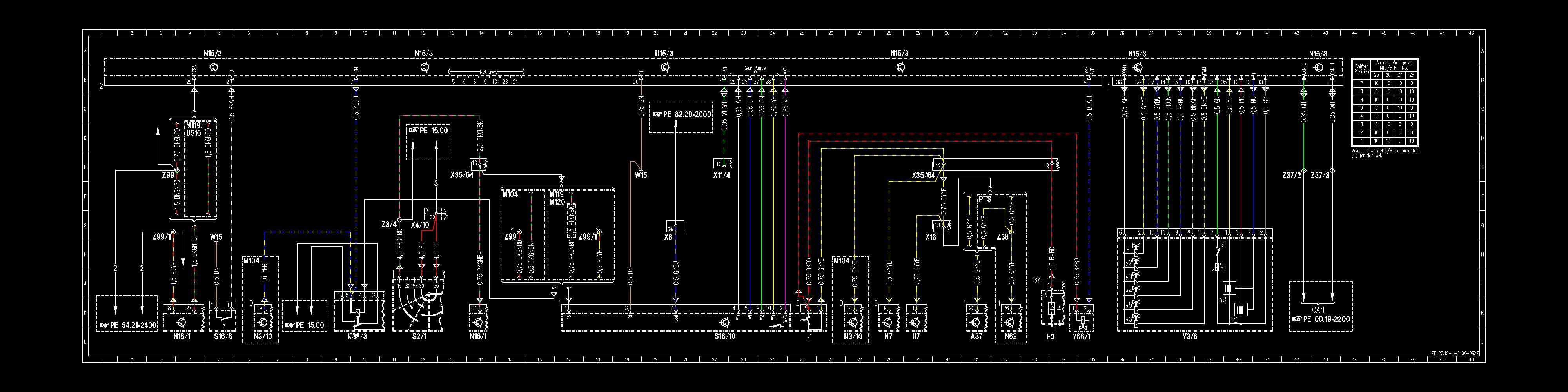 w27192100xz W Starter Wiring Diagram on w210 wiring diagram, w211 wiring diagram, w124 wiring diagram,